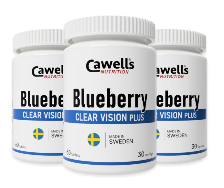 Cawells Blueberry