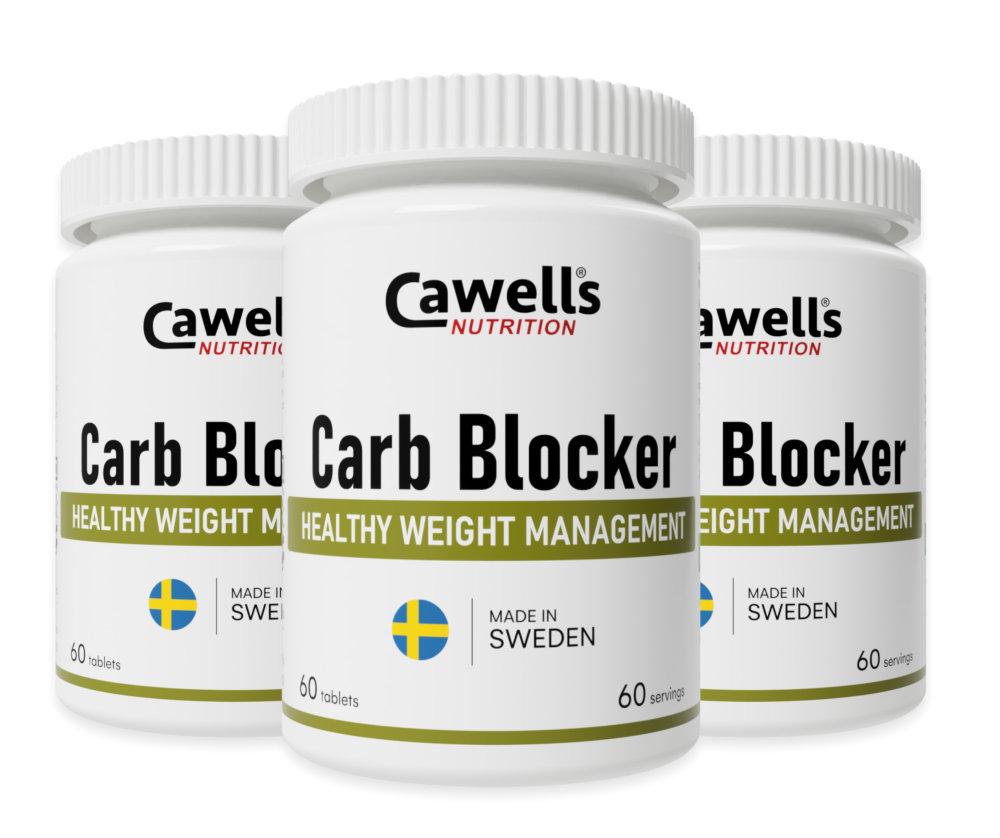 Cawells Carb Blocker