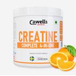 Cawells Creatine 4-IN-ONE