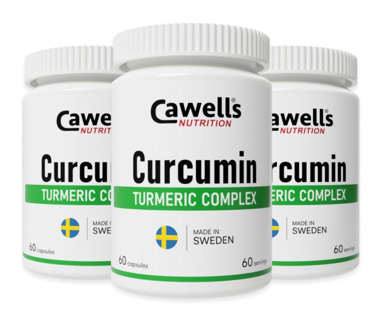 Cawells Curcumin
