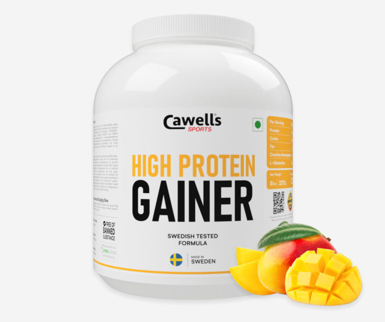 Cawells High Protein Gainer