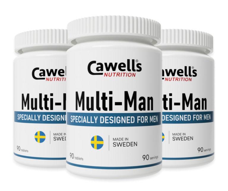 Cawells Multi Man