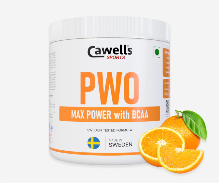 Cawells PRE-WORKOUT