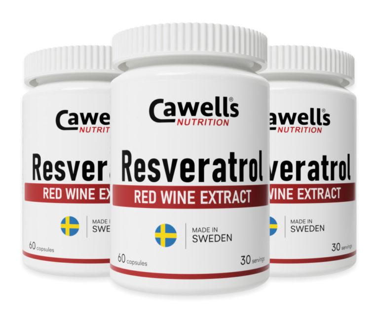 Cawells Resveratrol