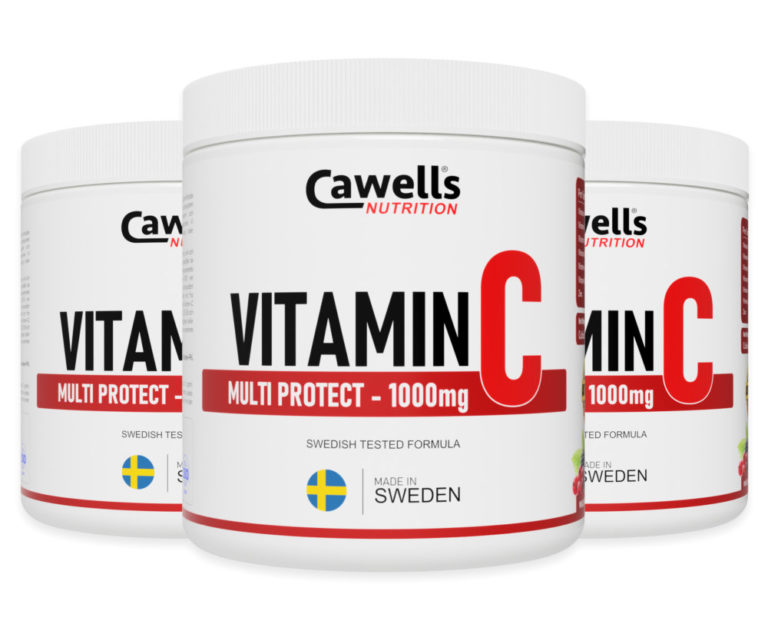 Cawells Vitamin-C, Multi Protect