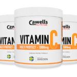 Cawells Vitamin-C, Multi Protect, Zesty Orange