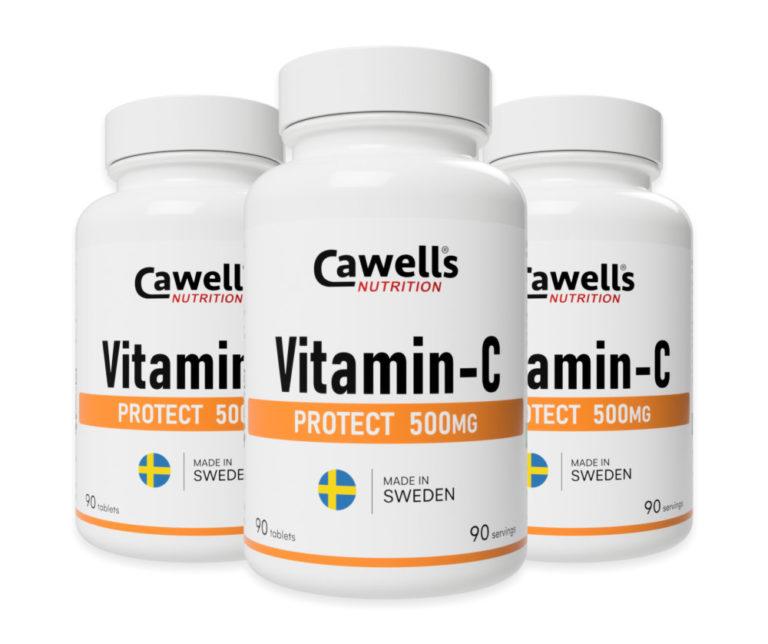 Cawells Vitamin-C, Protect