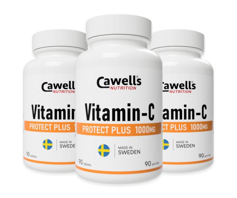 Cawells Vitamin-C, Protect Plus