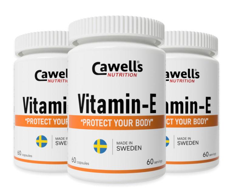 Cawells Vitamin-E