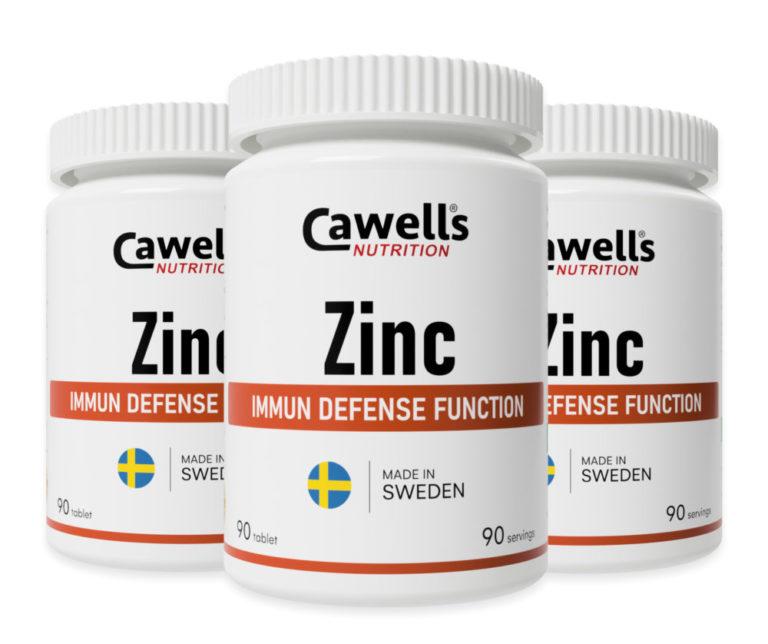 Cawells Zinc