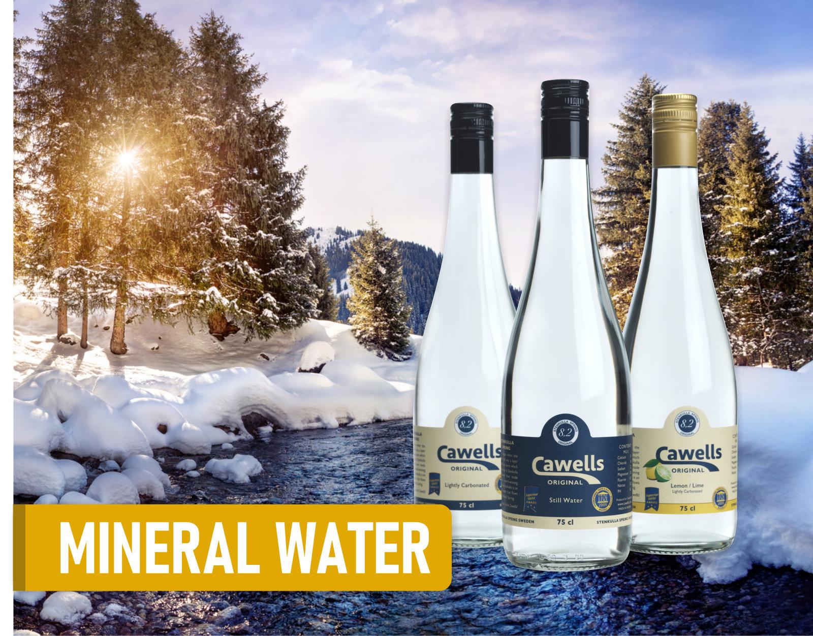Cawells Mineral Water