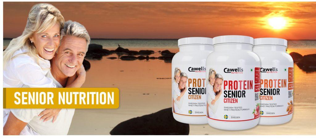 Cawells Senior Protein
